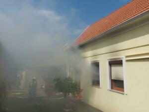 2021.08.13 Küchenbrand Mattersburg